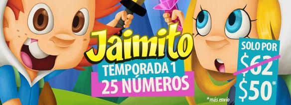 Jaimito Oficial - Primer Año a un Excelente Precio
